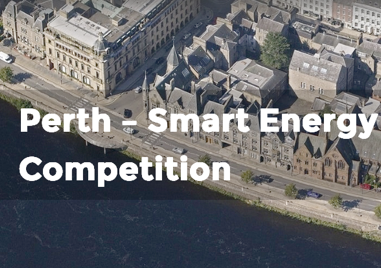 Smart Energy Network Design in Perth
